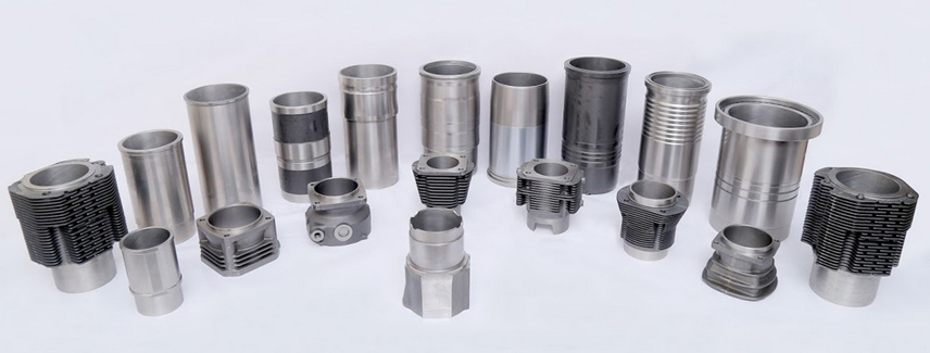 Cylinder liners Manufacturers